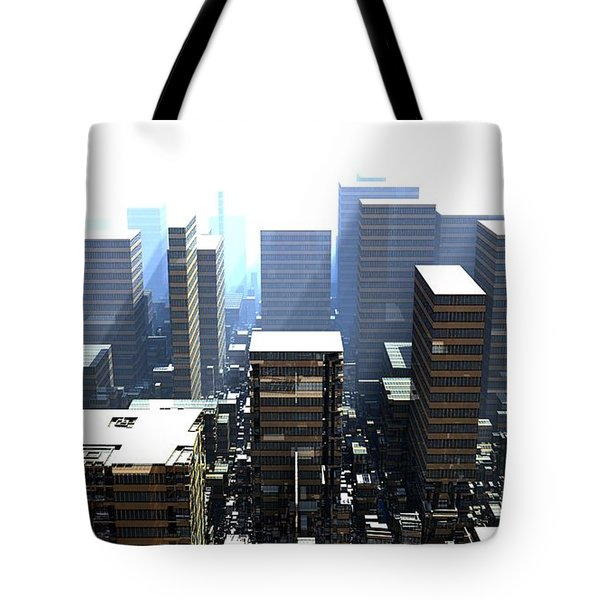 The Unimaginative Architect Tote Bag