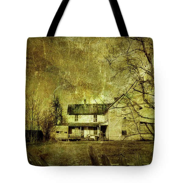 The Uninvited Tote Bag