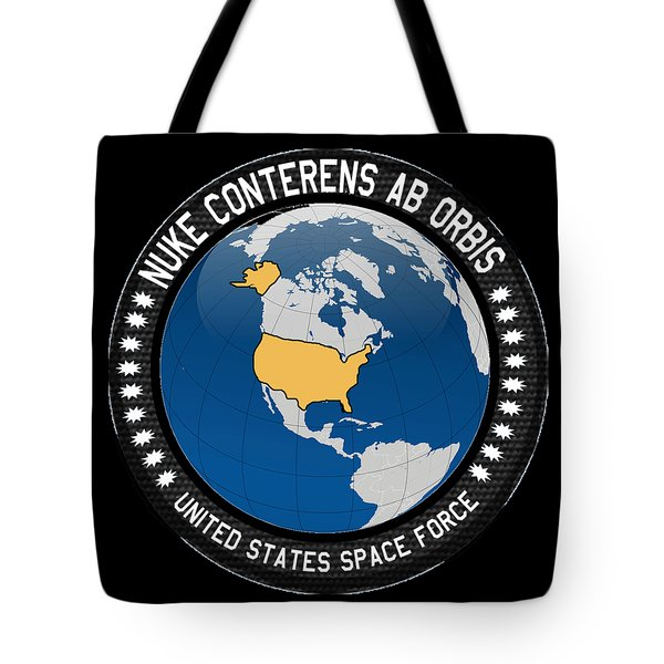 The United States Space Force Tote Bag