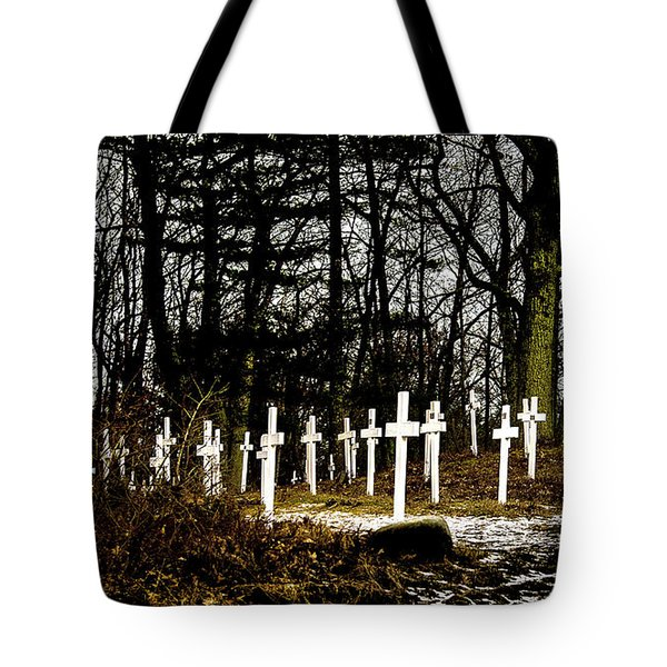Tote Bag featuring the photograph The Unknown by Onyonet  Photo Studios