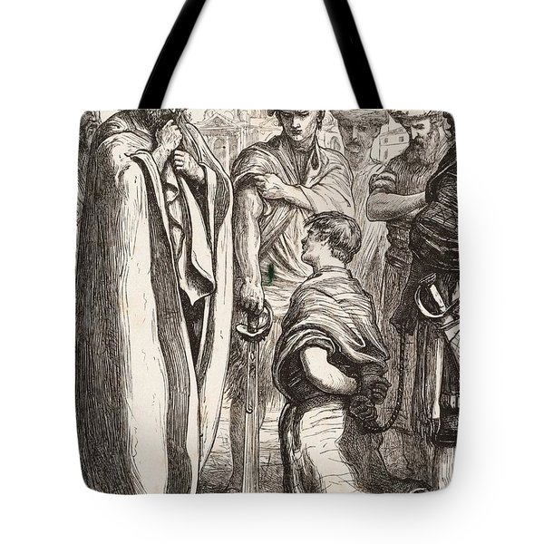 The Unmerciful Servant Tote Bag
