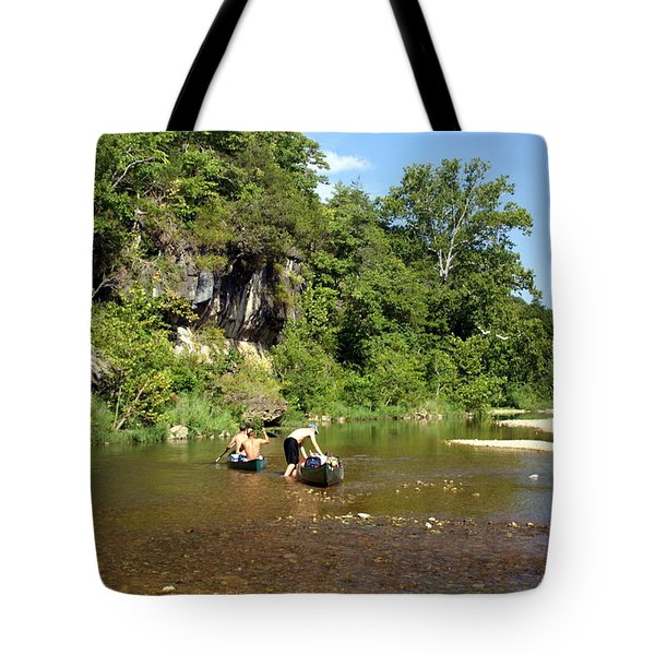The Upper Jack Tote Bag by Marty Koch