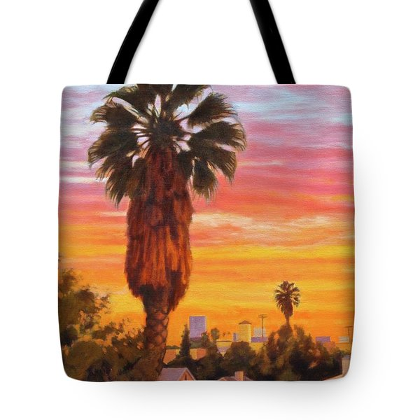 The Urban Jungle Tote Bag by Andrew Danielsen