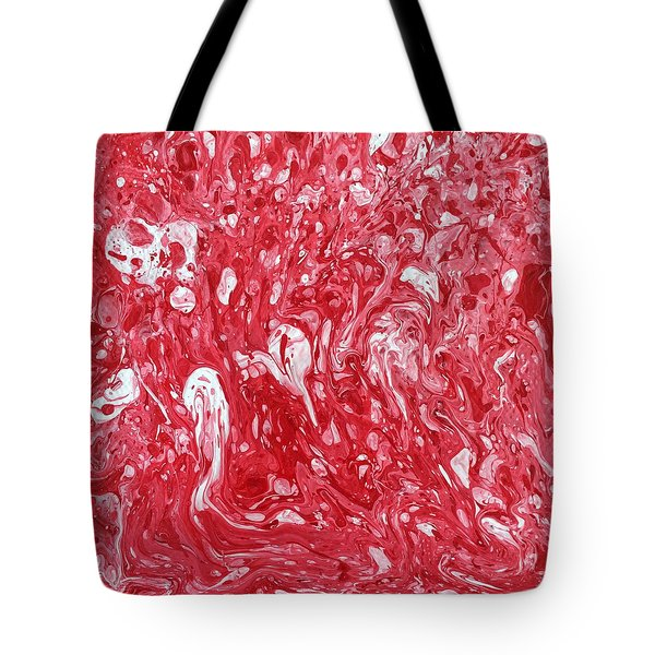The Valentine's Day Massacre Tote Bag