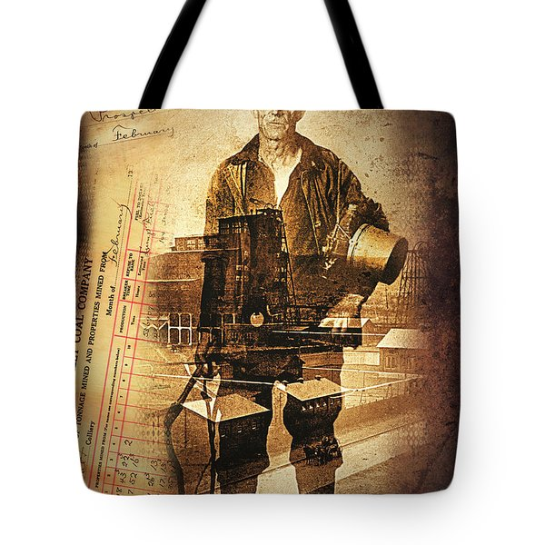 The Valley On My Mind.. Tote Bag