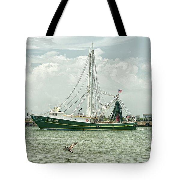 The Van Lang Tote Bag
