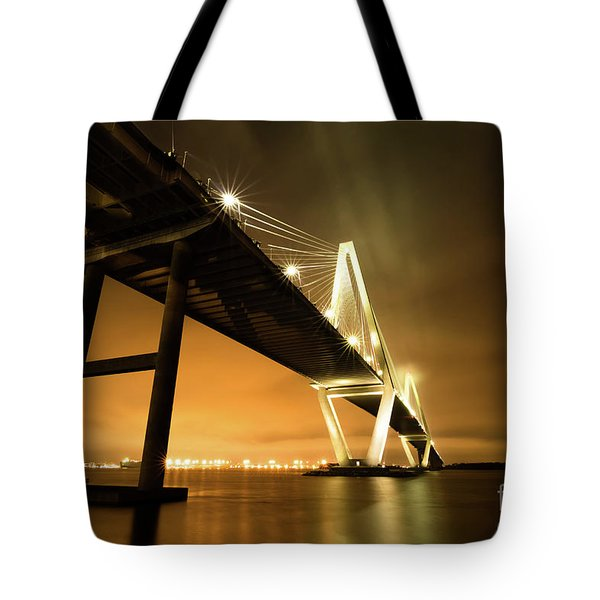 The Vanishing Point Tote Bag