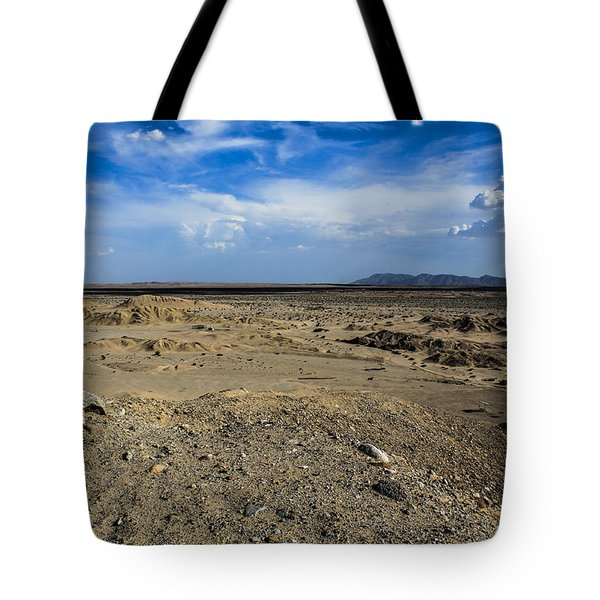 The Vastness Tote Bag
