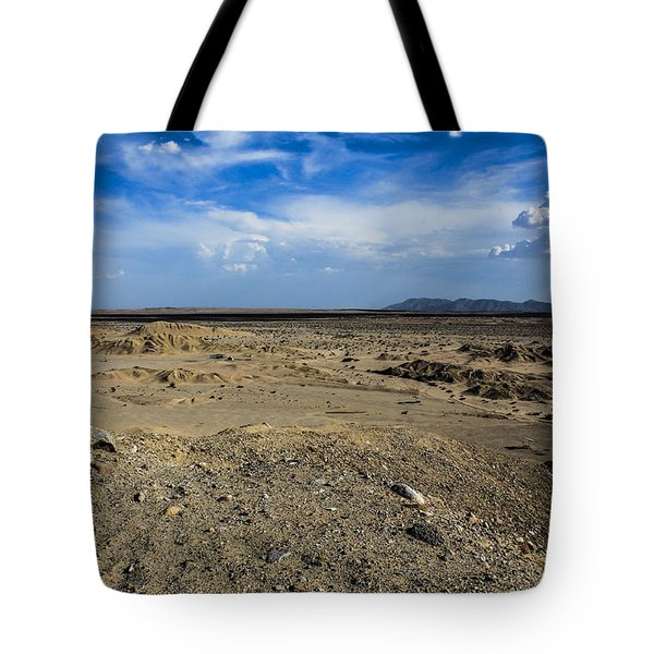 The Vastness Tote Bag