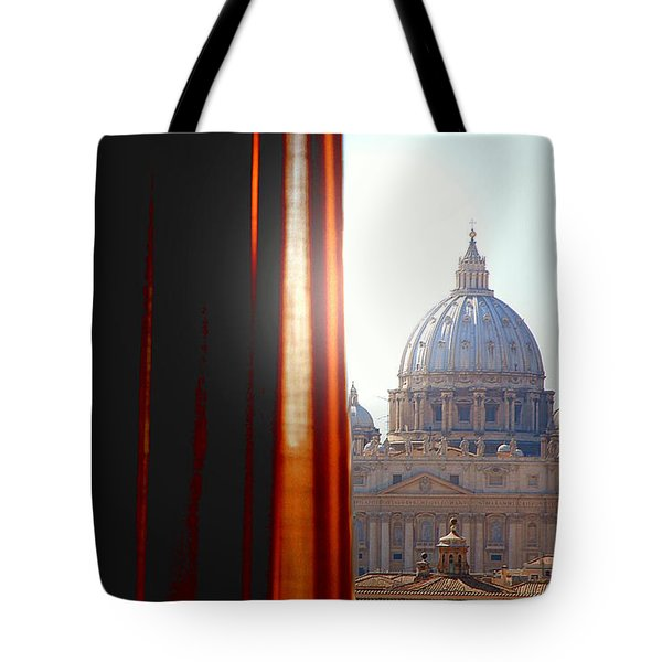 The Vatican Tote Bag