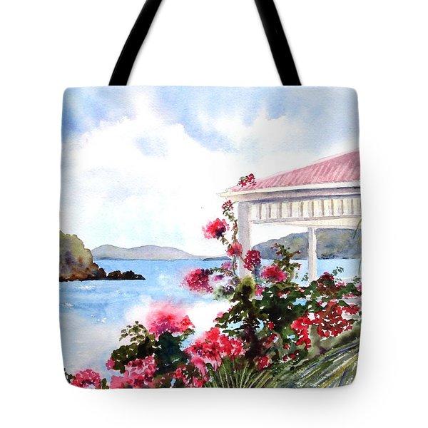 The Veranda Tote Bag