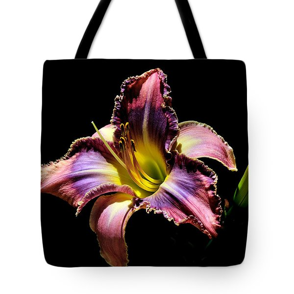 The Vibrant Lily Tote Bag
