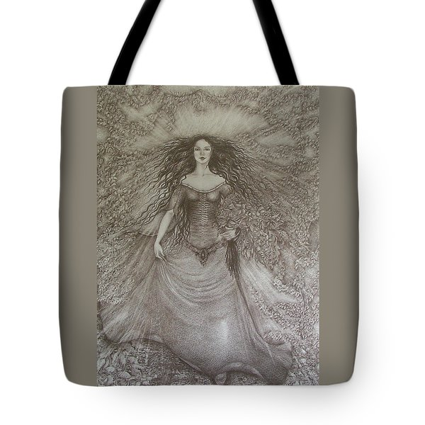 Victory Of Spring Tote Bag by Rita Fetisov
