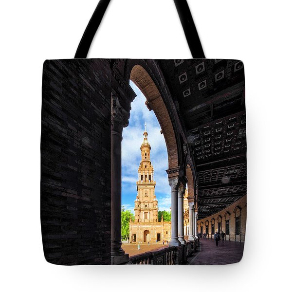 The View Again. Tote Bag