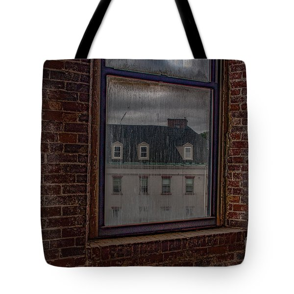 The View Tote Bag by David Bishop