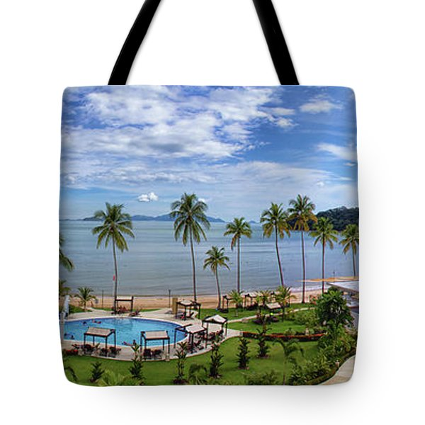 The View From Room 566 Tote Bag