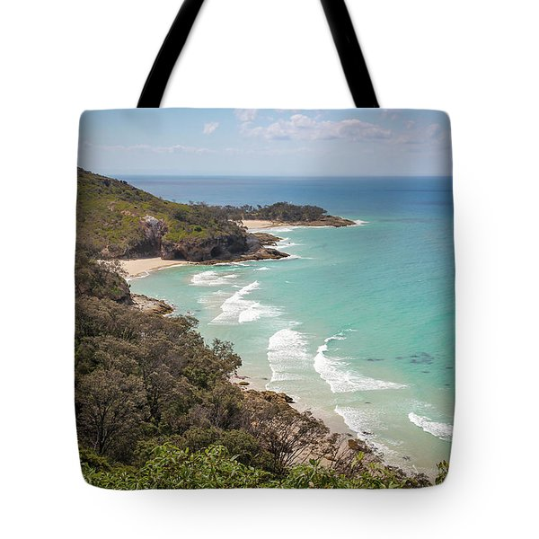 The View From The Cape Tote Bag