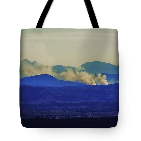 The View From The Top Tote Bag