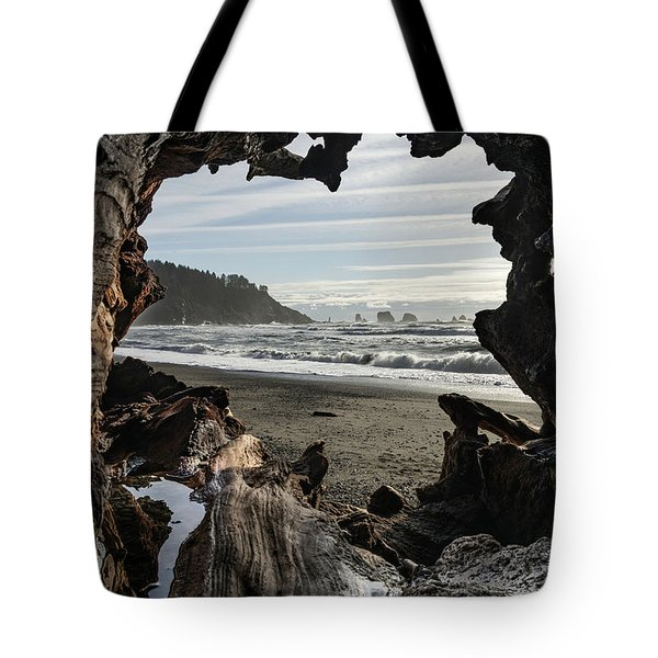 The View From Within Tote Bag