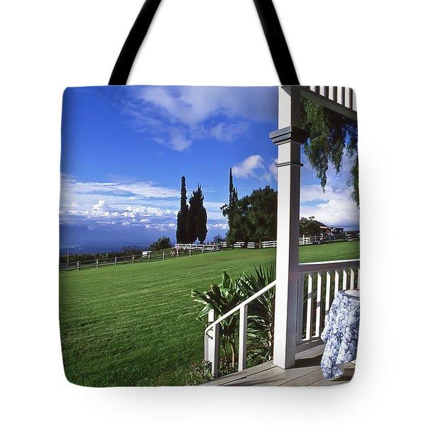 Maui Hawaii Now An Opra Winfrey Estate The View Tote Bag