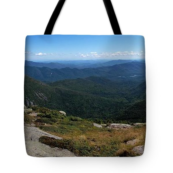 The View South From Mt. Marcy Tote Bag