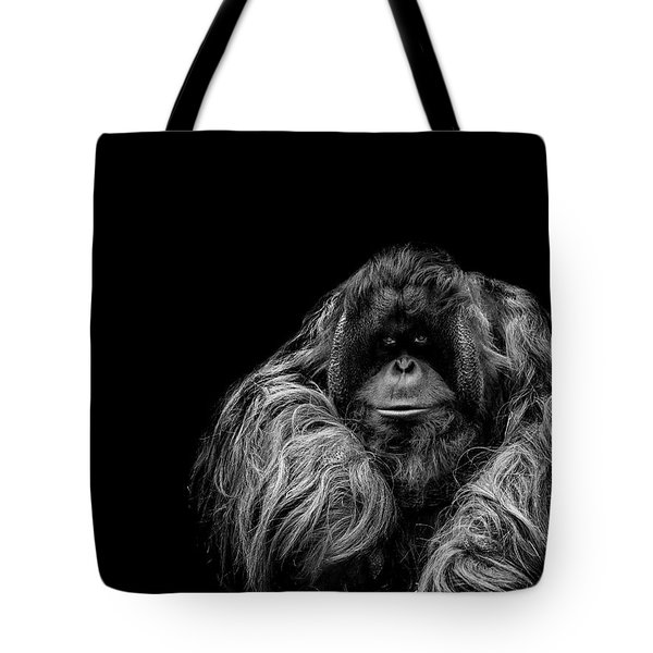 The Vigilante Tote Bag by Paul Neville