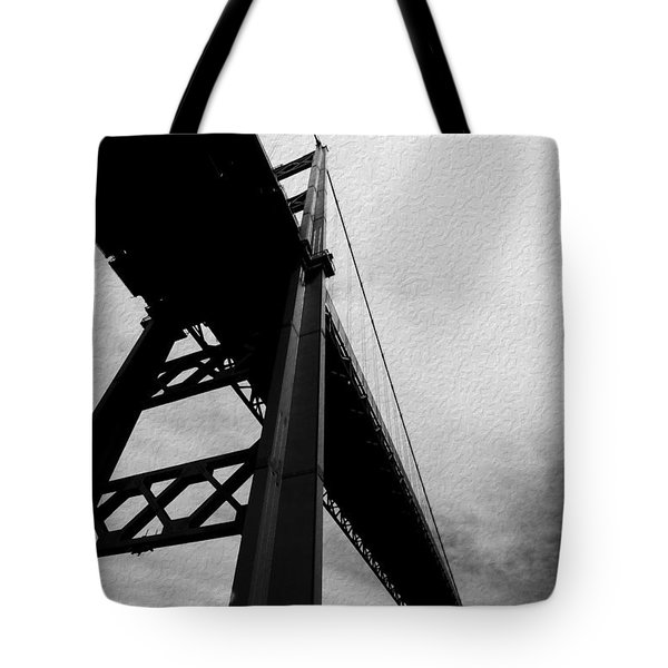 The Vincent Thomas Tote Bag