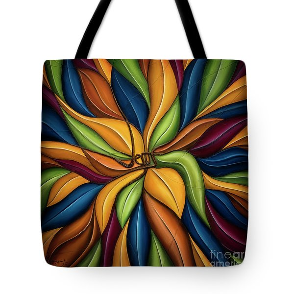 The Vine Tote Bag