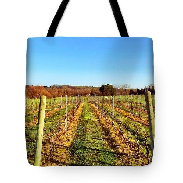 The Vineyard Tote Bag