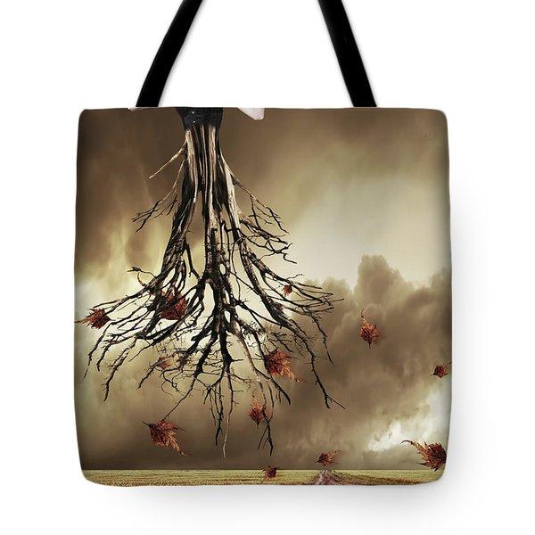 The Violin Player Tote Bag