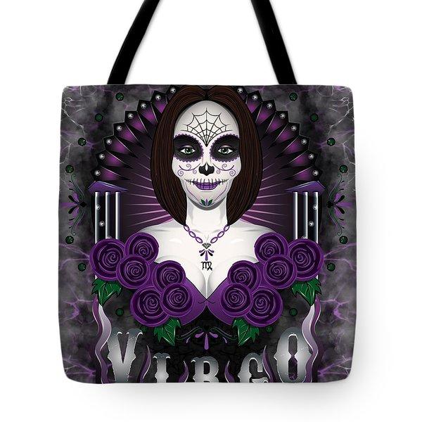 The Virgin Virgo Spirit Tote Bag