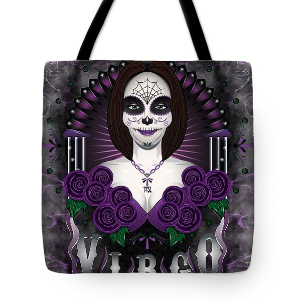 The Virgin Virgo Spirit Tote Bag