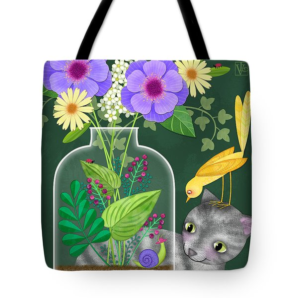 The Visitors Tote Bag