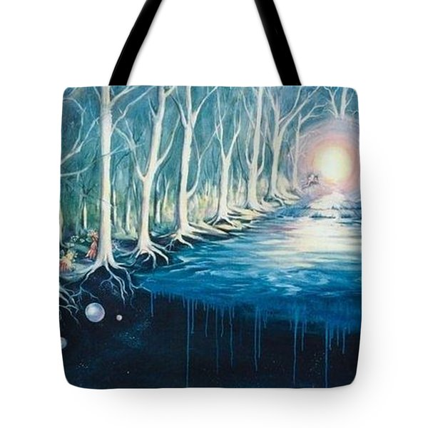 The Vortex Tote Bag