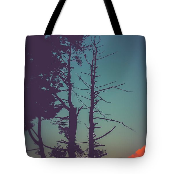 The Vulture Tote Bag