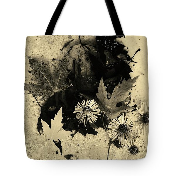Tote Bag featuring the mixed media The Waiting Pool by Mary Ellen Frazee