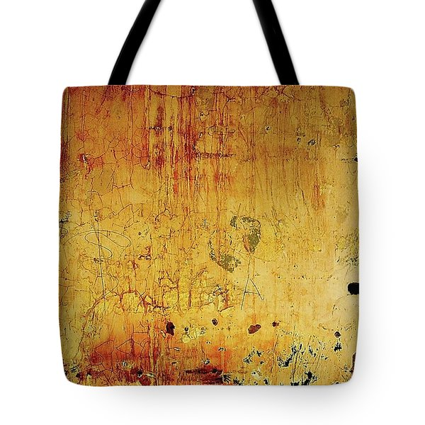 Tote Bag featuring the photograph The Wall by EDi by Darlene