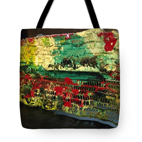 The Wall Proposed Tote Bag