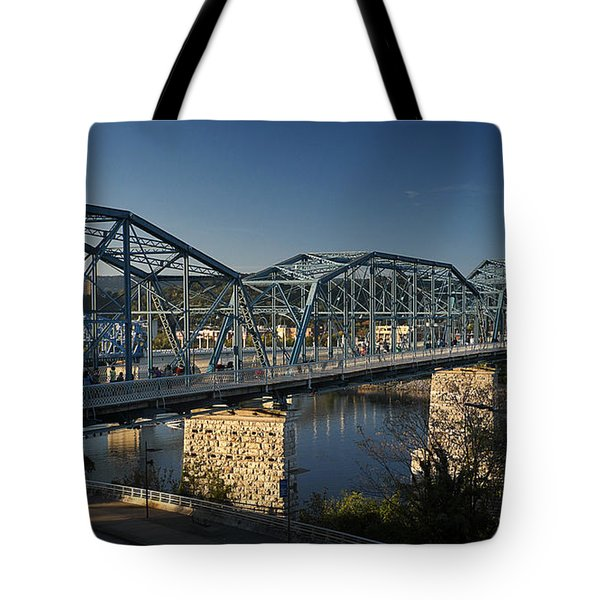 The Walnut St. Bridge Tote Bag
