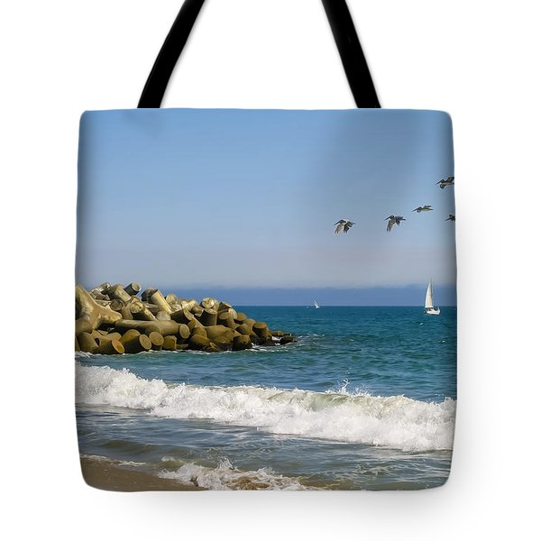 The Walton Lighthouse Tote Bag