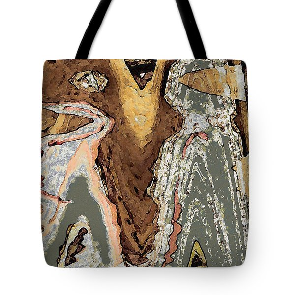 The Wanderers Tote Bag