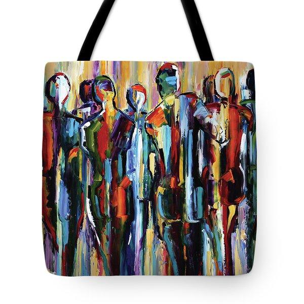 The Wanderers, Good People Series, Pure Justus Tote Bag