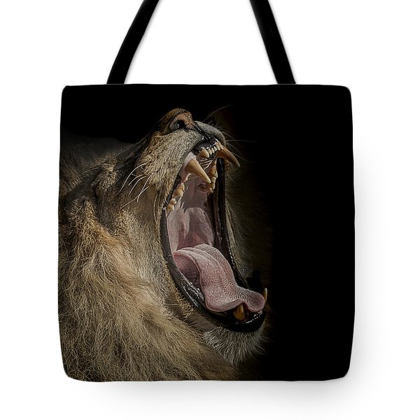The War Cry Tote Bag