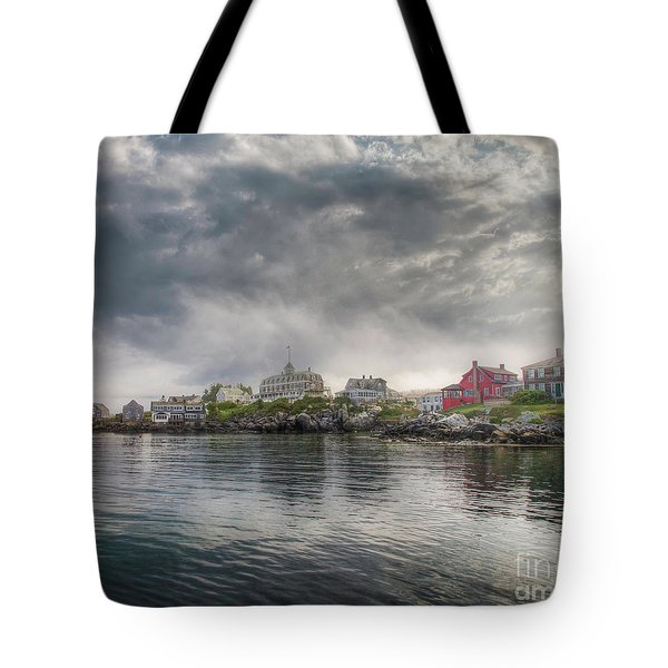 The Warf Tote Bag by Tom Cameron
