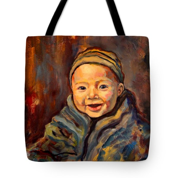 The Warmth Of Winter Tote Bag
