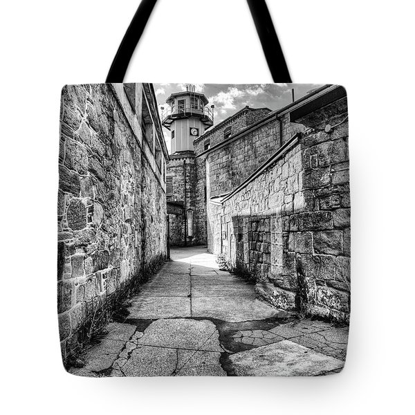 The Watch Tower Eastern State Penitentiary Tote Bag