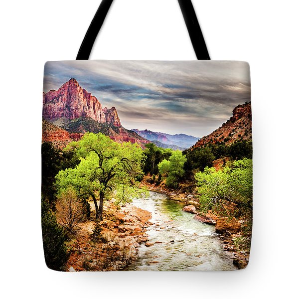 The Watchman 2 Tote Bag
