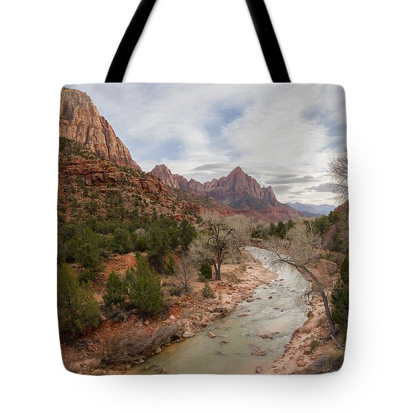The Watchman 4644 Tote Bag