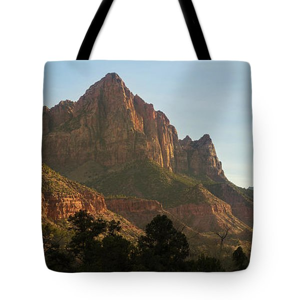 The Watchman Zion Np Tote Bag
