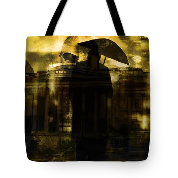 The Watchmen  Tote Bag by Andrew Hunter